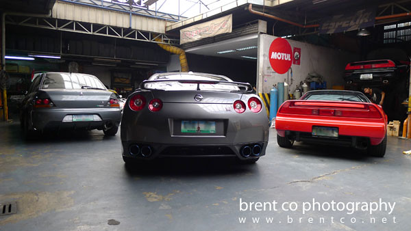 Japanese performance cars