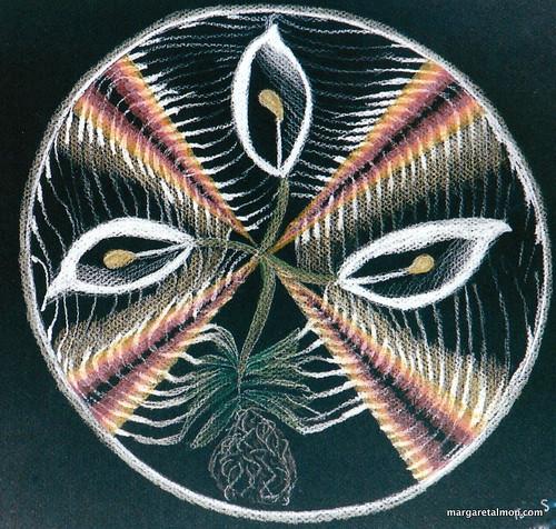 Healing Lily Mandala