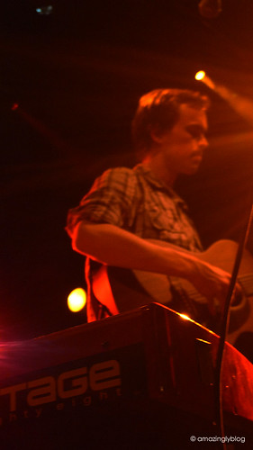 Peter Broderick(US) at Flèche d'Or, Paris