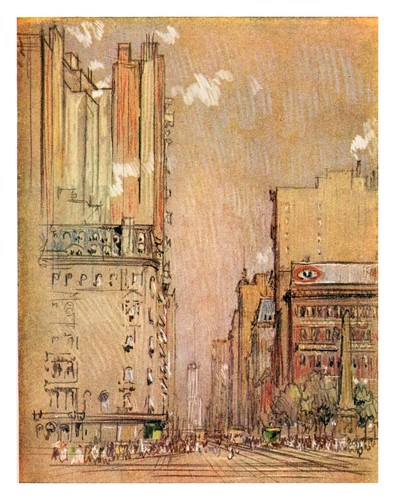001-Broadway-The new New York a commentary on the place and the people-1909-John Charles Van Dyke