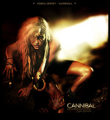Ke$ha Sebert - Cannibal ( Paulo Henrique) Tags: art animal digital photoshop work dark nicole dolls pop cover single diva pussycat sleazy cannibal tok tik sebert scherzinger keha