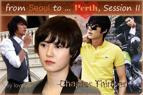 from Seoul to ... Perth-- by Lovelyn  5151187302_82d7b985d9