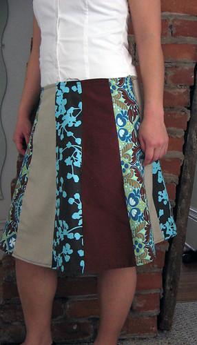 Scrap Skirt