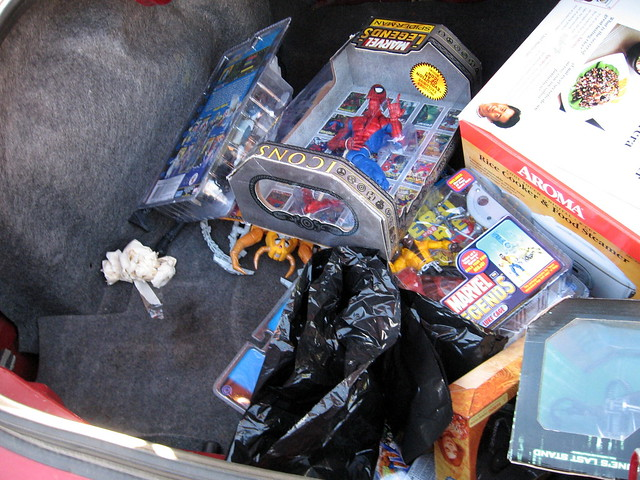 Trunk full of Toys