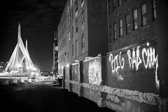 the hub (richietown) Tags: bridge topv111 boston canon graffiti topv555 topv333 massachusetts stock getty topv777 28135mm zakim 30d bostonist bigbadcity bostonphotos bostonphotographer richietown bostonphotography bostonphoto bostonphotographs