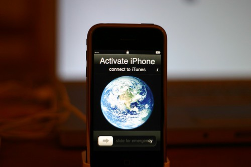 iphone activate