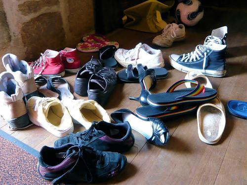 Comment ranger ses chaussures en 7 le ons boutique mizy - Comment ranger ses chaussures quand on a pas de place ...