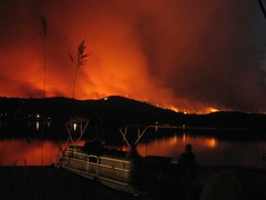 Seeley Lake Fire