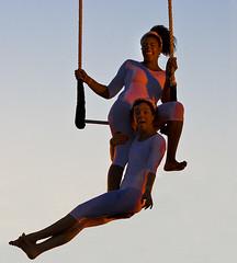 En el trapecio - by pericoterrades