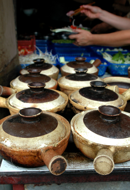 Yangshuo Claypot Rice