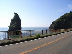 日本海夕日ライン (7)