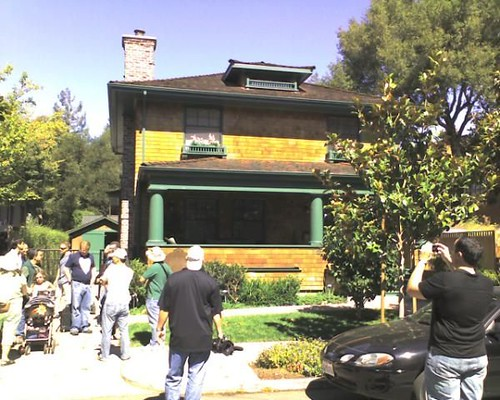 Palo Alto Home Where HP Started