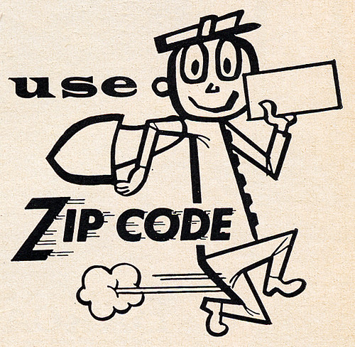 Mr. Zip, 1966 by Roadsidepictures