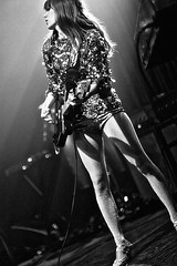 Jenny Lewis of Rilo Kiley by motionsharp