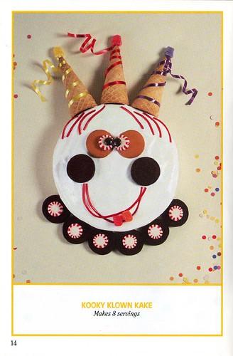 It's a Kooky Klown Kake!