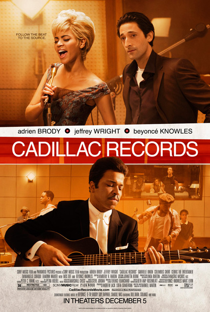Cadillac Records - US Movie Poster