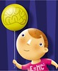 Brainy toddler (Rick Nease illustration/Detroit Free Press)