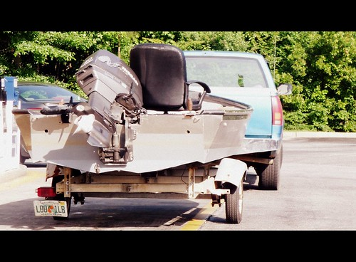 DIY Boat Seat