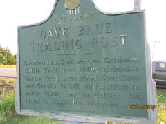 Dave Blue trading Post