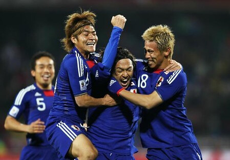 WorldCup 2010 Japan Denmark