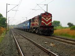 gwalior -bhopal inter city (Shan H Fernandes) Tags: indianrailways irfca