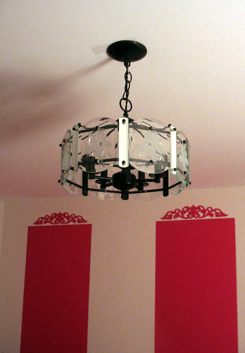 chandelier up!