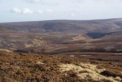 The Derwent valley from Round Hill (Bill Boaden) Tags: derwent derbyshire peat moor pennines darkpeak bleaklow