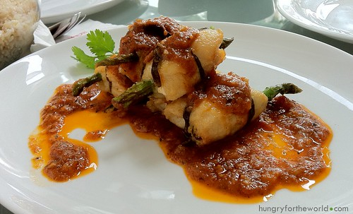 yum! fusion dish