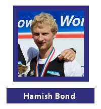Pictures of Hamish Bond