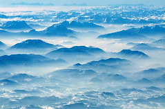 im grauen (mav_at) Tags: mist mountains alps fog sterreich wolken scout berge explore land alpen der flugzeug frontpage lufthansa neben explored kw45 flickriver einsonce
