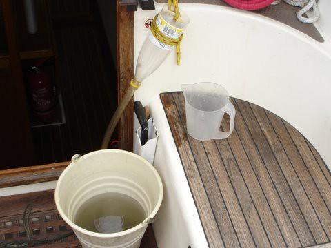 Bilge Pump Replacement Pump Replacement Backup Water