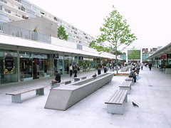 The Brunswick Centre (stevecadman) Tags: uk england london retail architecture mall shopping concrete 60s unitedkingdom britain flats architect bloomsbury ugly 70s housing 1960s c20 1970s 20thcentury seventies sixties modernist twentiethcentury nineteensixties thebrunswick thebrunswickcentre pedestrianisation nineteenseventies