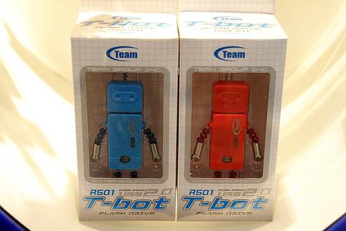 T-Bot USB Drive
