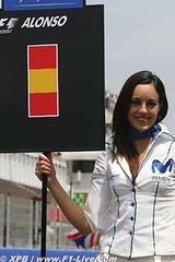 GP España - Pitbabes