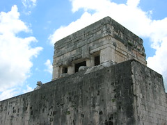 Temple of the Jaguar (cali4niadreamn23) Tags: mexico yucatan mayan ballcourt templeofthejaguar