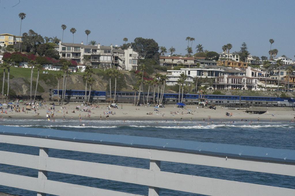 San Clemente Beach, California, USA
