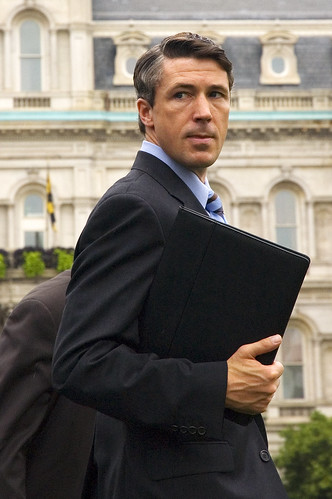 mayor carcetti.