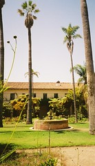 Mission Santa Barbara Gardens (The Disillusioned One) Tags: santabarbara garden mission