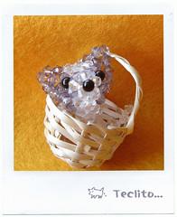 teclito (((carola))) Tags: beads crochet craft amigurumi abalorios miniaturas fieltro mostacillas tupis 編みぐるみ あみぐるみ pañolenci biizu ตุ๊กตาถัก