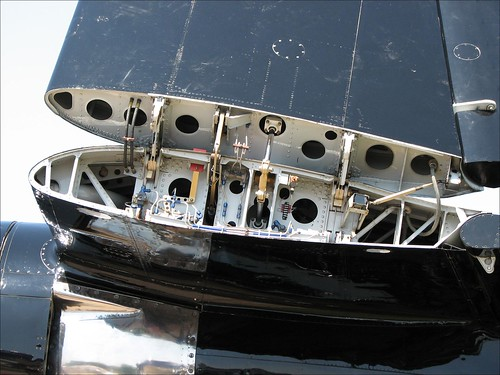 Warbird picture - Grumman Tigercat F-7F Air Racer