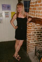 Little Black Dress 02 (Jaye Kaye TV) Tags: drag transgender tranny transvestite dragqueen transgendered crossdresser