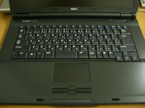 VersaPro キーボード