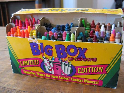 Big Box of Crayons