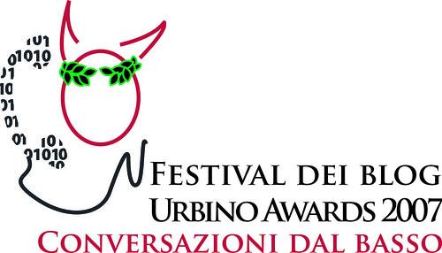 festival dei blog urbino 2007