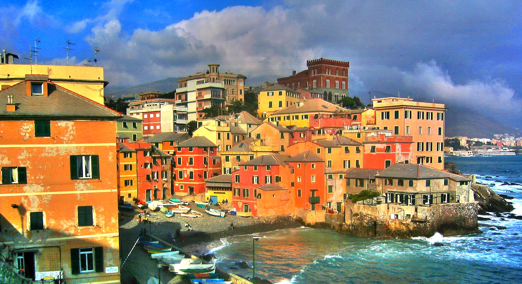 Hotels Near Genoa Italy
