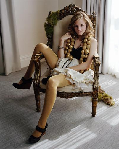 Emma Watson shorts