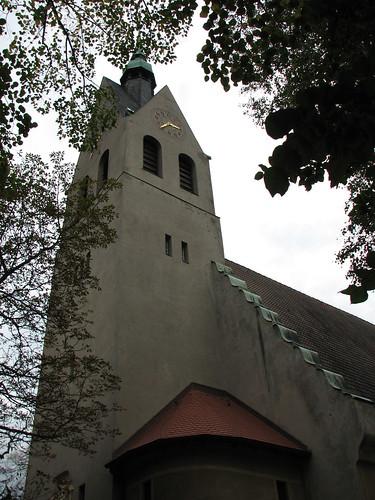 Friedenskirche Wildau