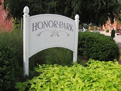 Honor Park - Veteran Monument