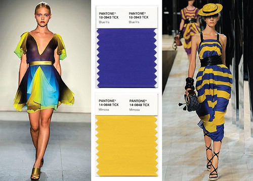 pantone color trends