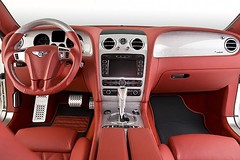 HAMANN Bentley Continental GT & GT Speed interior